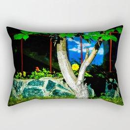 Chestnut Tree Rectangular Pillow