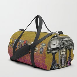 Detroit Series: The Present - Cover Duffle Bag