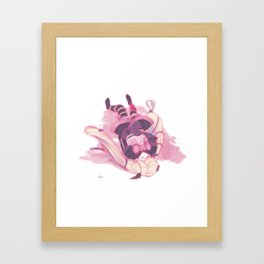 Elise - Birthright Framed Art Print