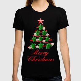 Coastal Merry Christmas T-shirt