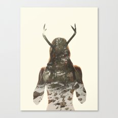 Natural habitat Canvas Print