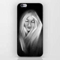 I Think of you iPhone Skin