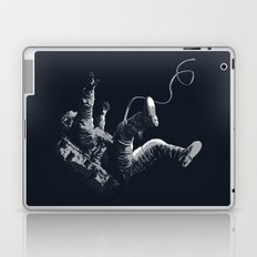 Astronaut - Death By Black Hole Laptop & iPad Skin