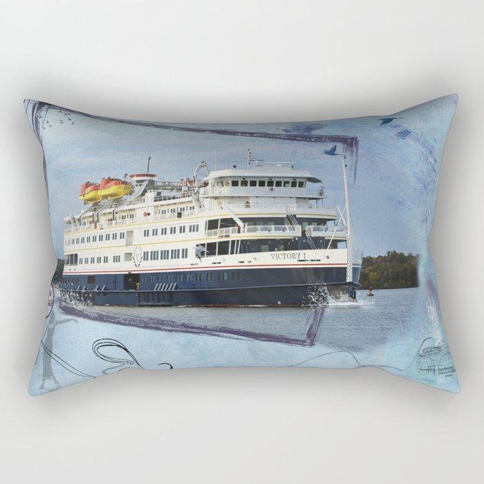 Victory 1 Rectangular Pillow