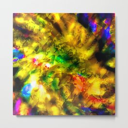 Colors and Vibes 6 Metal Print