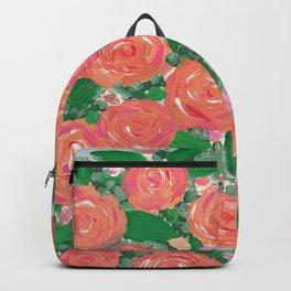 Blushing Roses Backpack