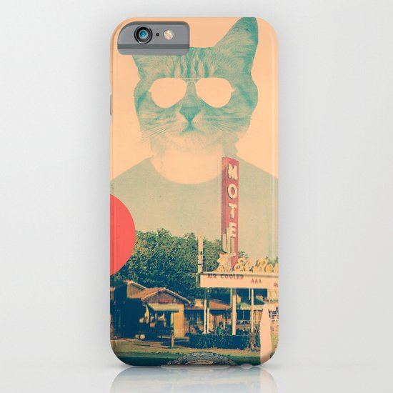 Cool Cat iPhone & iPod Case