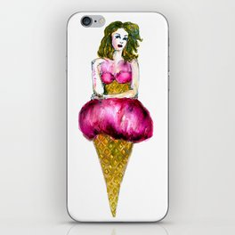 Grosella Ice cream iPhone Skin
