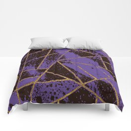 Abstract #989 Comforters