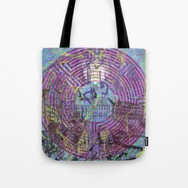 That Worm Is Trying To Kill Me! Tote Bag