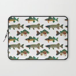 Freshwater Favorites Laptop Sleeve