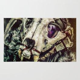 Eenola - skull mask Rug