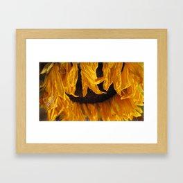 The Beginning/The End  Framed Art Print