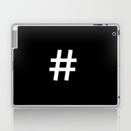 #hashtag Laptop & iPad Skin