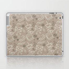 Work Mode (Coffee) Laptop & iPad Skin