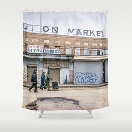 We Run These Streets Shower Curtain
