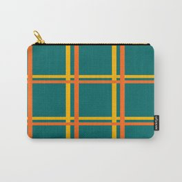 Plaid Design ABC WF Carry-All Pouch