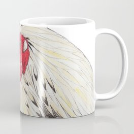 Chicken Portrait Coffee Mug