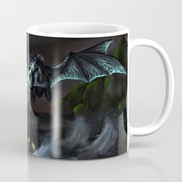 Storm Dragon Vs. Sea Dragon Coffee Mug