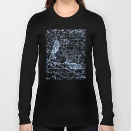 Pisces sky star map Long Sleeve T-shirt