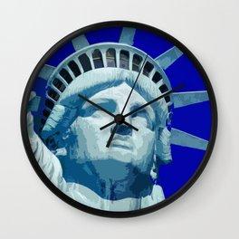 Liberty_2015_0404 Wall Clock