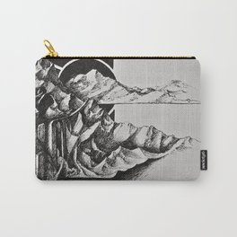 Harmony Sketch 2 Carry-All Pouch