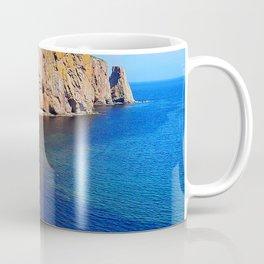 Percé Rock Gaspésie  Coffee Mug