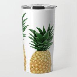 Pineapple Family Travel Mug