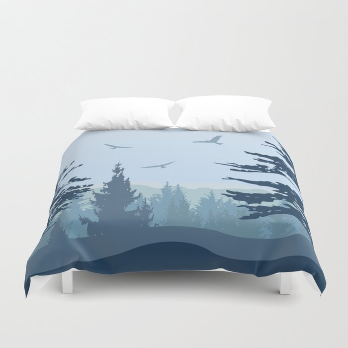 My Nature Collection No. 14 Duvet Cover