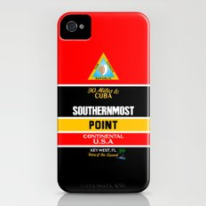 Southern Most Point, Key West, Florida/サザン・モスト・ポイント Slim Case iPhone (4, 4s)