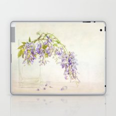 Still life with wisteria Laptop & iPad Skin