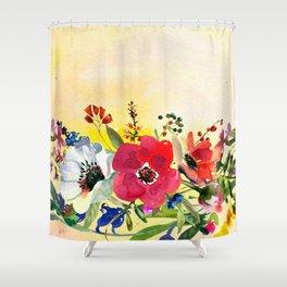 Flowers bouquet #44 Shower Curtain