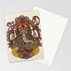 Lord Ganesha Stationery Cards