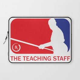 The Teaching Staff Laptop Sleeve
