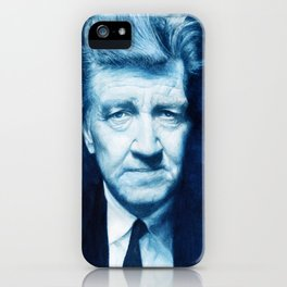 David Lynch iPhone Case