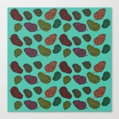 420 Nug Pattern Canvas Print