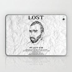 Where Did It Gogh? Laptop & iPad Skin