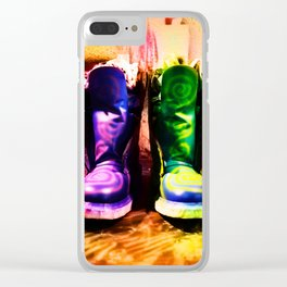 Dr Martens - No Disguise Clear iPhone Case