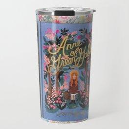 Anne of Green Gables Books Travel Mug