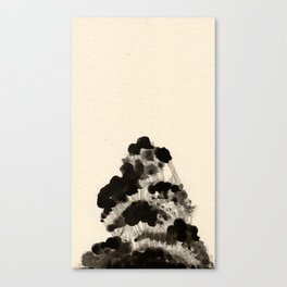 Sedate One Canvas Print