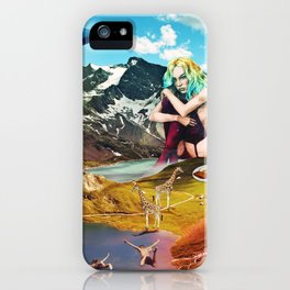 Range iPhone Case