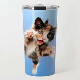 Here Kitty! Travel Mug
