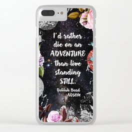 ADSOM - Adventure Clear iPhone Case