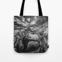 Planet Big Bend Tote Bag