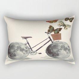 take a ride (bicycle) Rectangular Pillow