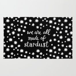 We Are All Made of Stardust Rug