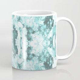 Abstract 20 Aqua Coffee Mug
