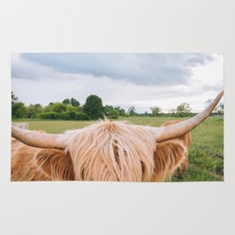 Highland Cow - Longhorns Rug