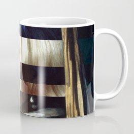 "Vermeer's ""Girl with a Pearl Earring"" & Grace Kelly Coffee Mug"