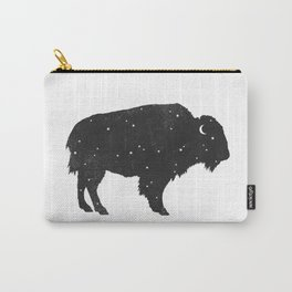 Mystic Buffalo  Carry-All Pouch